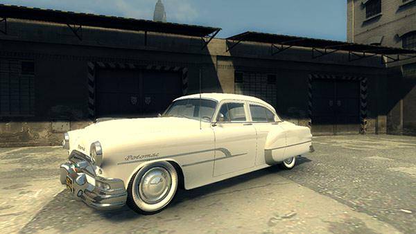 Улучшенные машины для Mafia 2