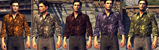Рубашки для Вито