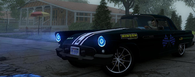 Новые машины Mafia 2