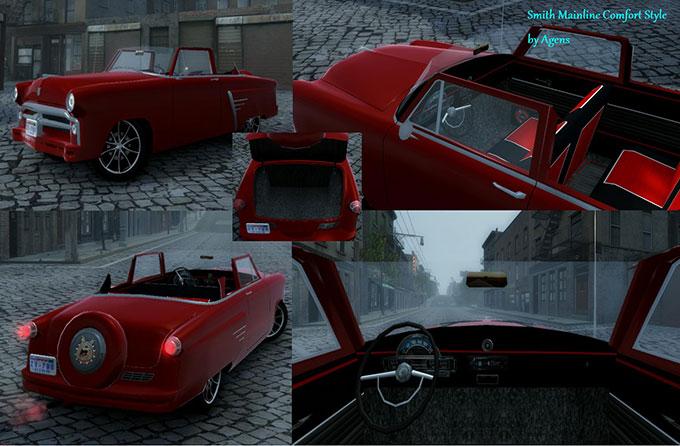 Новая машина Mafia 2