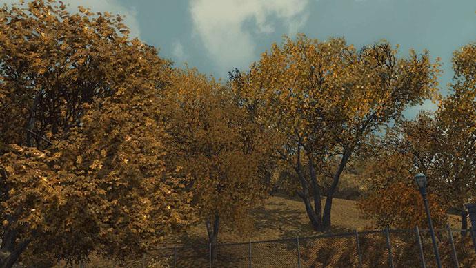 Осень в Mafia 2