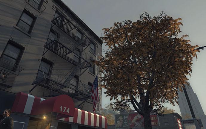 Осень мод Mafia 2