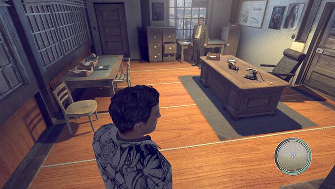 Новые текстуры кабинета Дерека