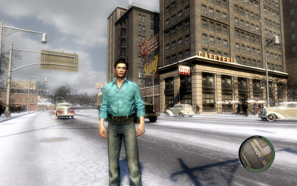 Mafia 2 Vice City