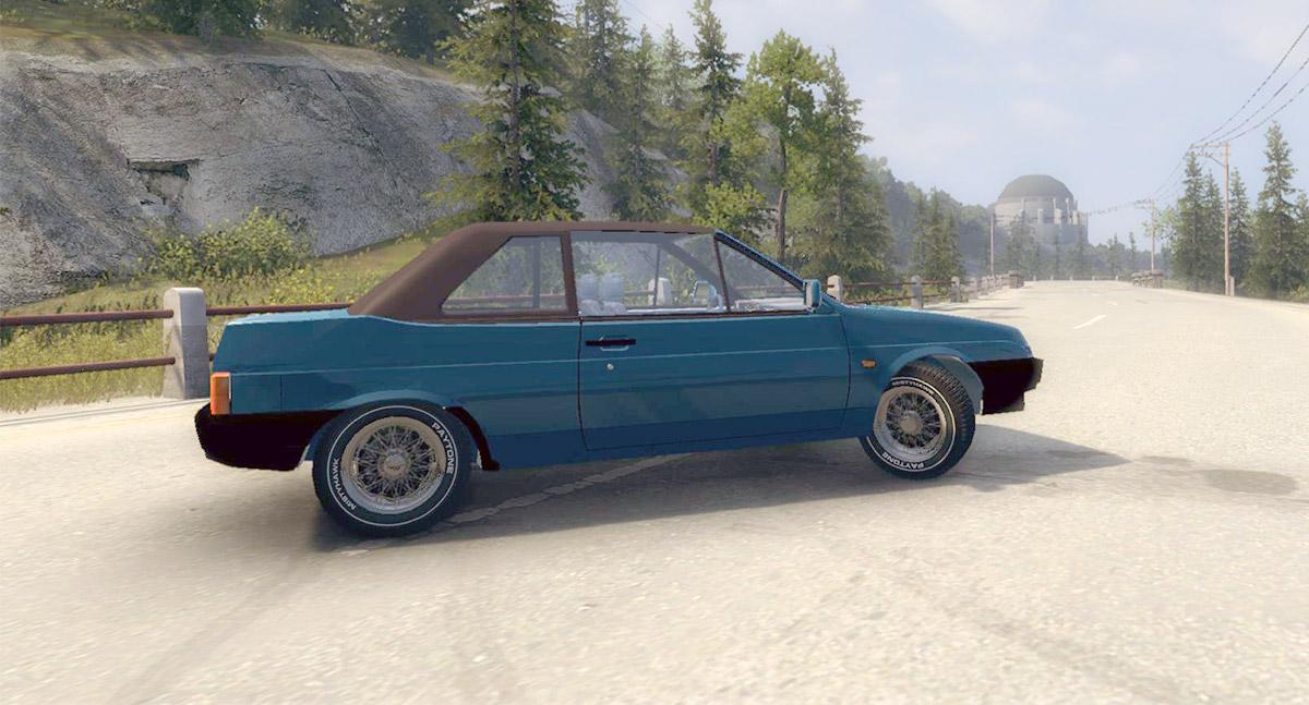 русские машины mafia 2
