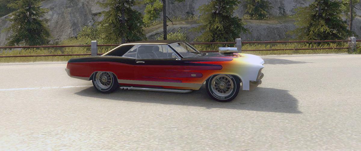 Машина Albany Buccaneer для Mafia 2