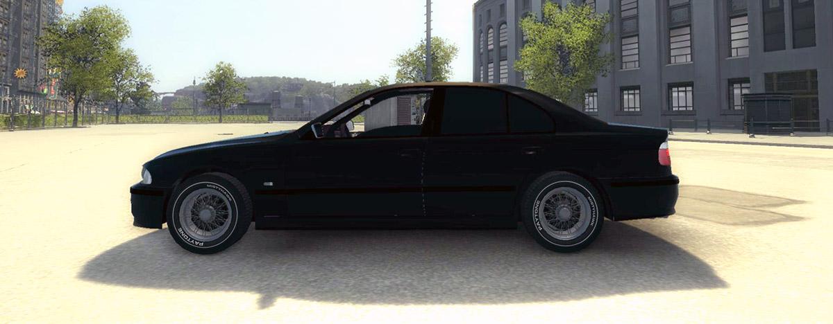 Машина BMW Mafia 2