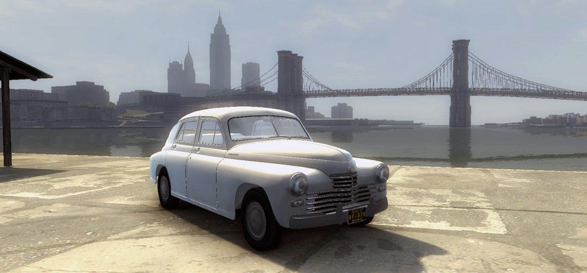 Машина Газ М-20 Победа для Mafia 2