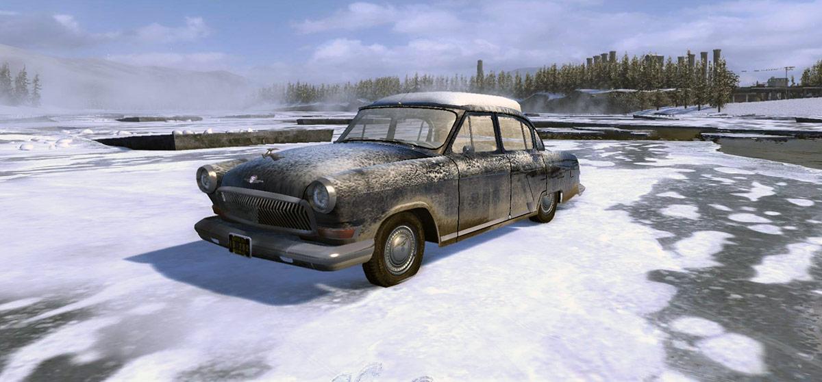 Машина ГАЗ-21 Волга 1956 для Mafia 2