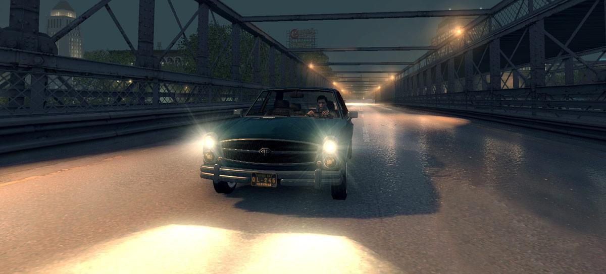 Машина Glendale из GTA 5 для Mafia 2