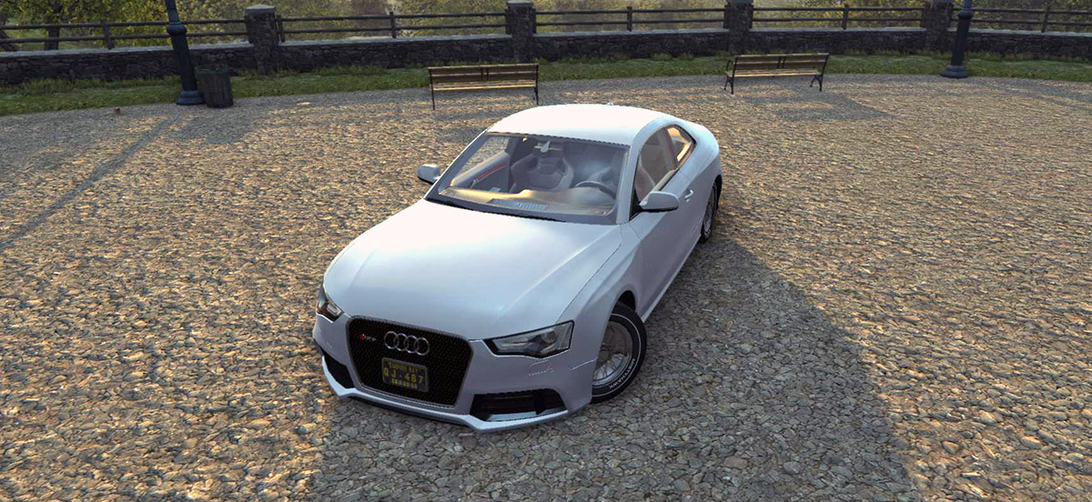 Audi RS5 Mafia 2