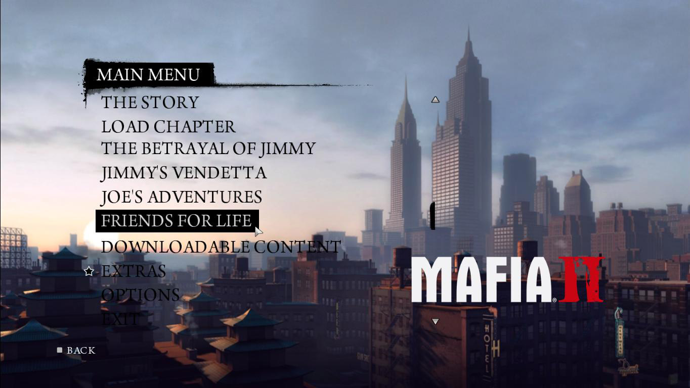Мафия 2 | dlc