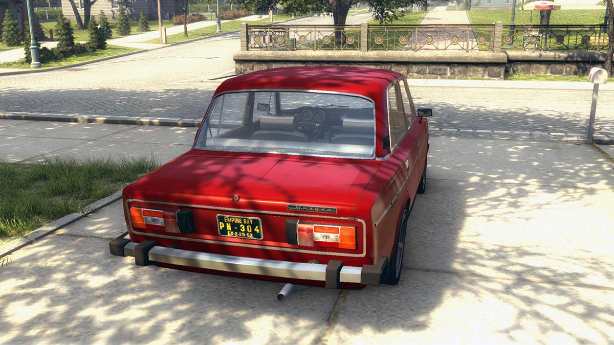 ВАЗ 2106 Mafia 2