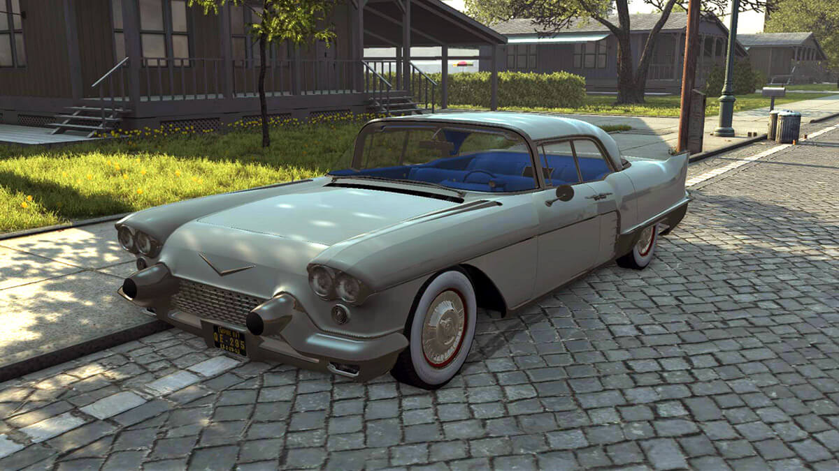 Моды на Mafia 2 на Машины