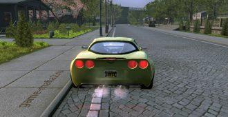 Chevrolet Corvette C6 для Mafia 2