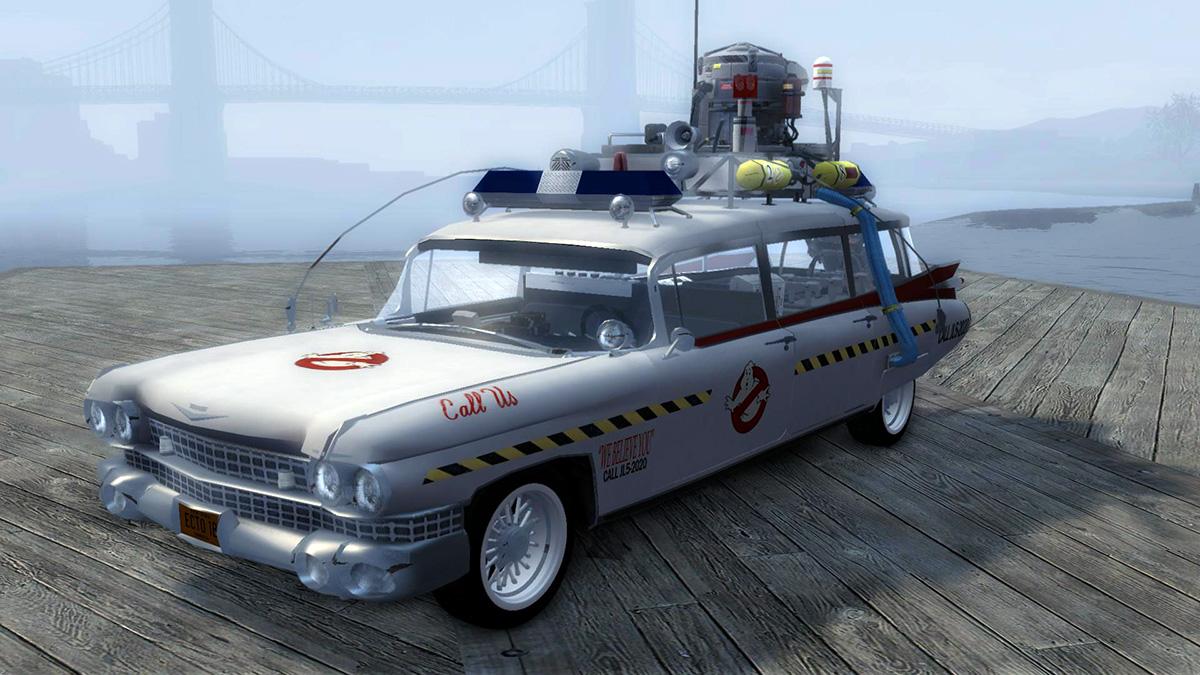 ECTO-1 для Mafia 2