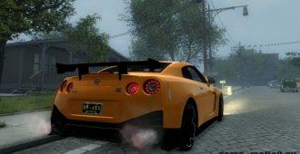 Nissan GT-R для Mafia 2