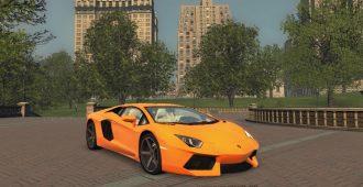 Lamborghini Aventador для Mafia 2