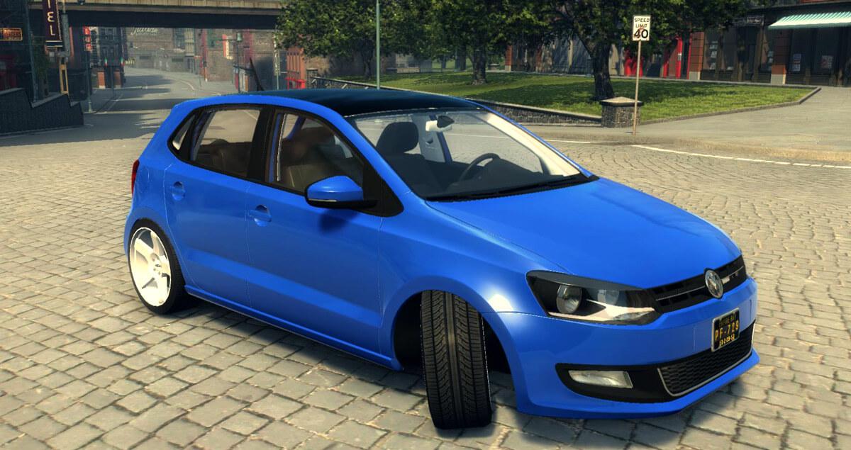 Volkswagen Polo для Mafia 2