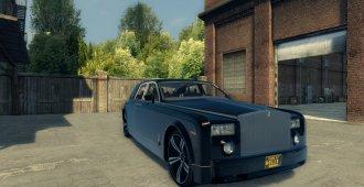 Rolls-Royce Phantom Mafia 2