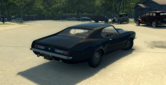 Samson Drifter for Mafia 2 Classic
