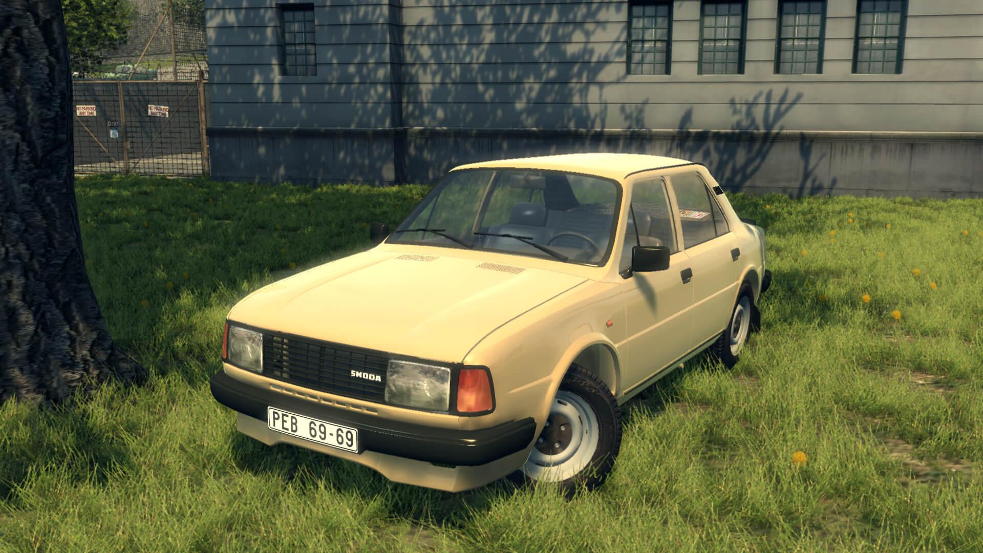 Skoda 120 Mafia II