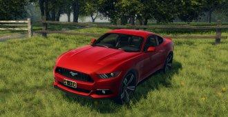 Ford Mustang GT 2015 Mafia 2
