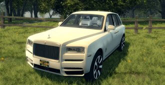 Rolls-Royce Cullinan Mafia 2