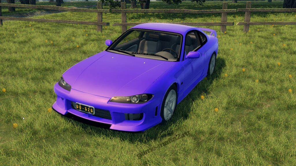 Nissan Silvia Mafia 2