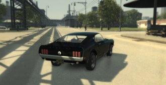 Ford Mustang Boss 429 Mafia 2