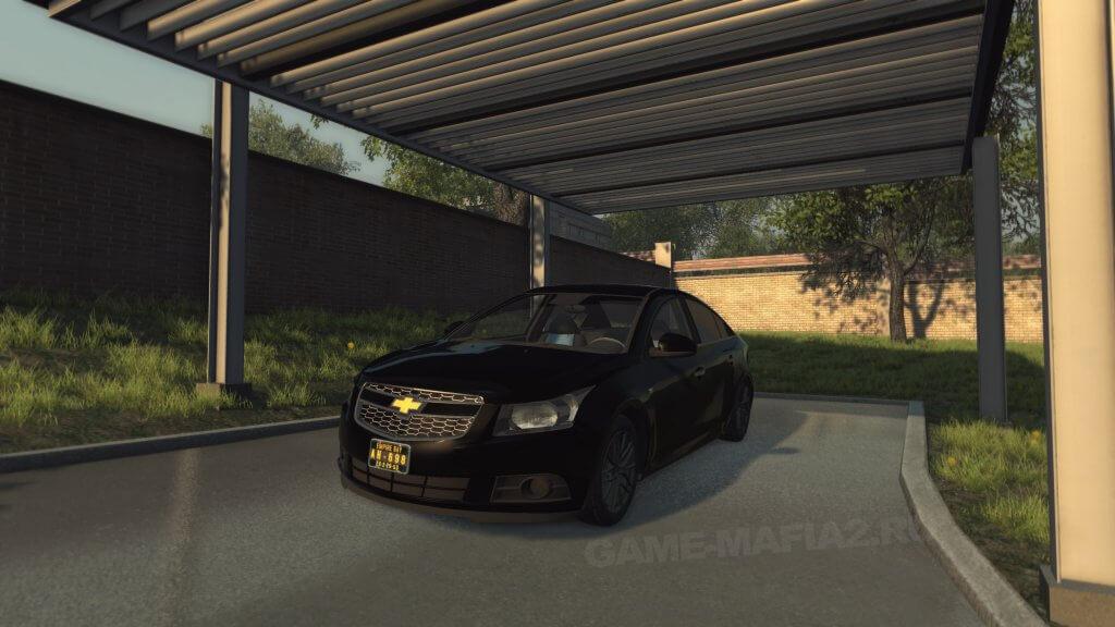Chevrolet Cruze Mafia 2
