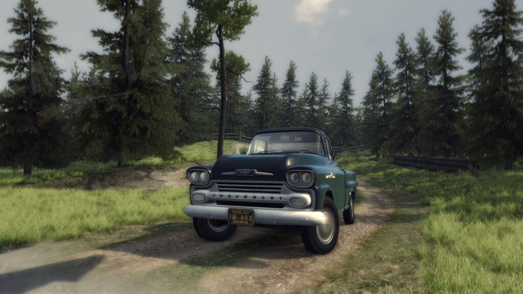 Chevrolet Apache Mafia 2