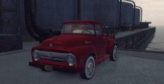 Ford F100 Mafia 2