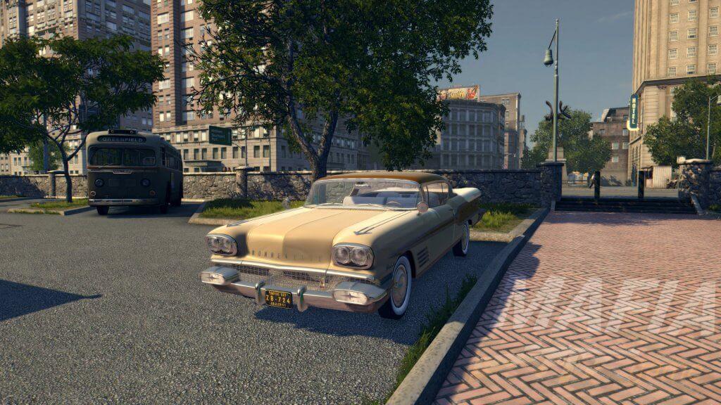 1958 Pontiac Bonneville Mafia 2