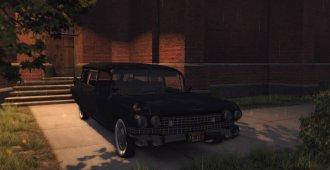 Cadillac Miller Hearse Mafia 2
