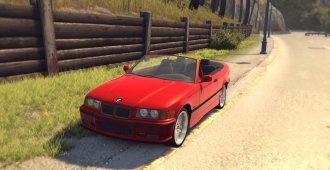 BMW M3 E36 Cabrio Mafia 2