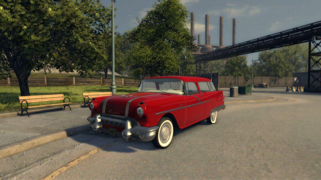 Pontiac Safari Mafia 2