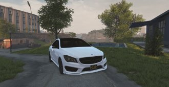 Mercedes Benz CLA260 Mafia 2