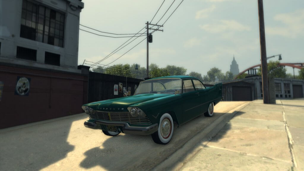 Plymouth Savoy Club Mafia 2