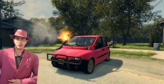Fiat Multipla Mafia 2