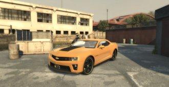 Chevrolet Camaro Mafia 2
