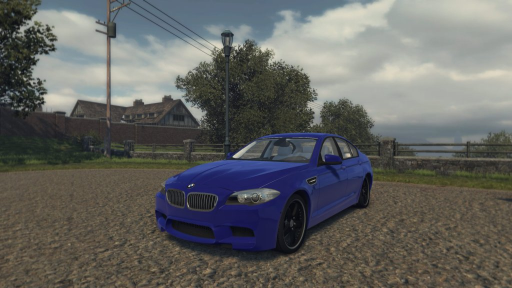 BMW M5 F10 Mafia 2 mod
